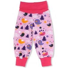 JNY colourful kids Birdie - madárkás passzés nadrág