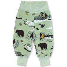 JNY colourful kids Hiking - túra mintás passzés nadrág