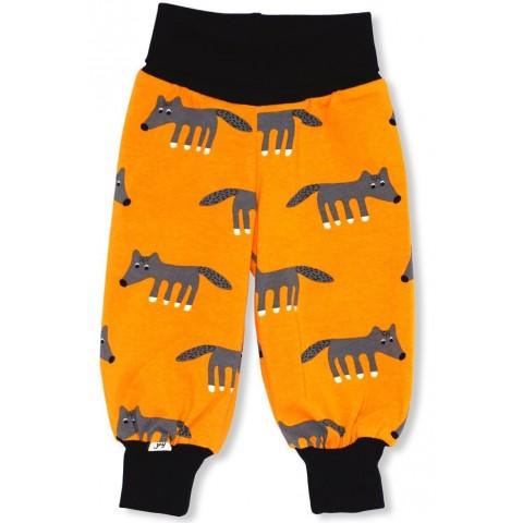 JNY colourful kids Wolfy - farkasos passzés nadrág