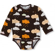 JNY colourful kids Happy Clouds - felhős body