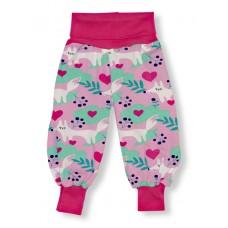 JNY colourful kids Fox - rókás passzés nadrág