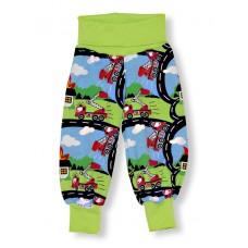JNY colourful kids Firetruck - tűzoltós passzés nadrág