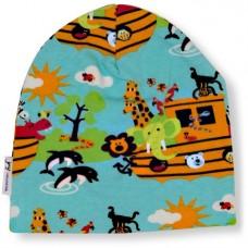 JNY colourful kids Noah's ark - Noé bárkája sapka