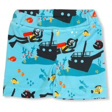 JNY colourful kids Scuba - búváros UV szűrős úszó short