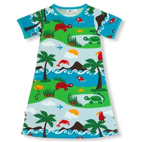 JNY colourful kids Dolphin Island - delfines ruha