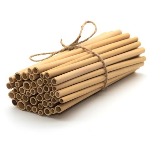 Jungle Straws bambusz szívószál