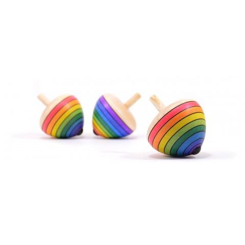Mader Rainbow Egg pörgettyű