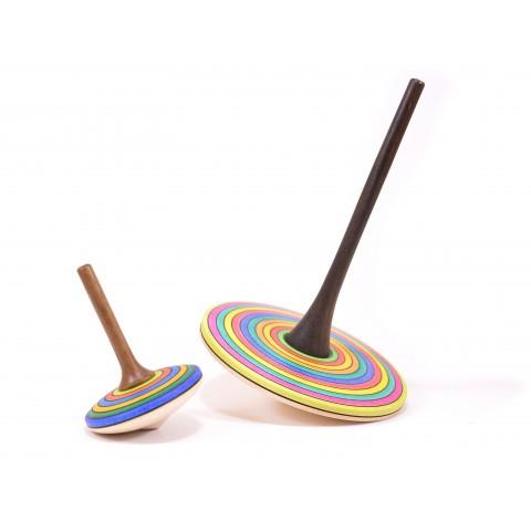 Mader Stripe-Top pörgettyű, 110 mm