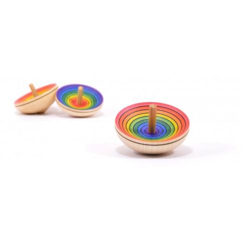 Mader Ufo Rainbow pörgettyű