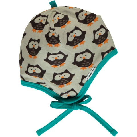 Maxomorra Owl helmet hat - baglyos baba sapka