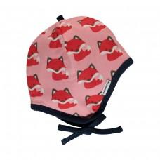 Maxomorra Fox helmet hat - rókás baba sapka