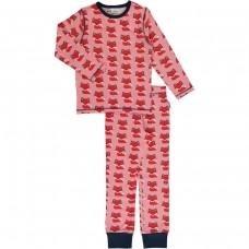 Maxomorra Fox ls pyjama set - rókás pizsama
