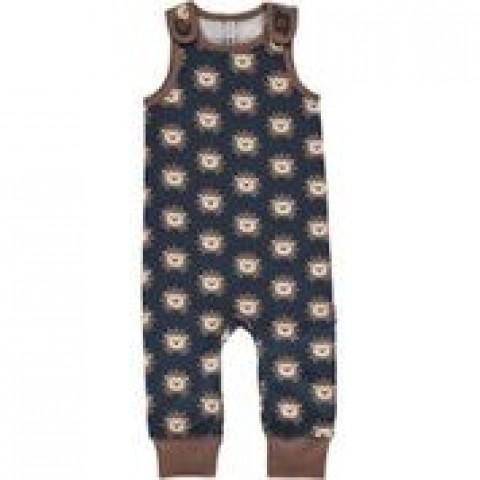 Maxomorra Hedgehog playsuit - sünis kantáros nadrág