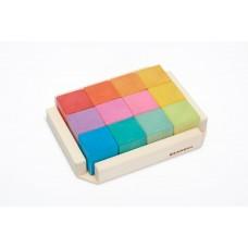 """Ocamora """"Cubos Color"""" színes kockák"""