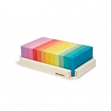 "Ocamora ""Tablitas Pequenas Color"" kis, színes téglalapok"