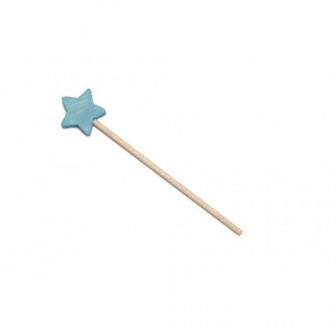 """Ocamora """"Varita Estrella"""" varázspálca kék színben"""