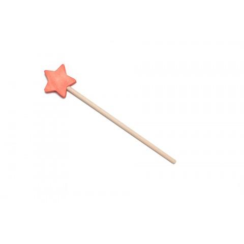 """Ocamora """"Varita Estrella"""" varázspálca piros színben"""