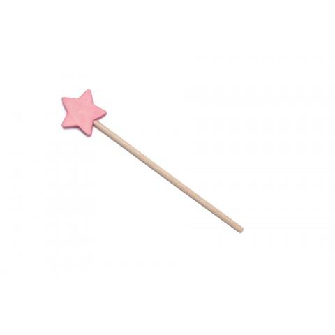 """Ocamora """"Varita Estrella"""" varázspálca rózsaszín színben"""