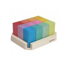 "Ocamora ""Prismas Rectangulkar Color"" színes oszlopok"