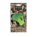 Brokkoli gumi játék, rágóka