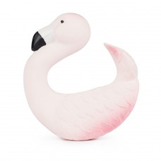 Flamingó gumi játék, rágóka