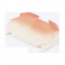 H2Origami rák gumi játék, rágóka