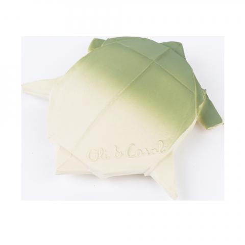 H2Origami teknős gumi játék, rágóka
