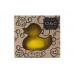 Kacsa gumi játék, rágóka - sárga