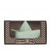Origami hajó gumi játék, rágóka - menta