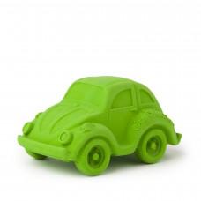 Autó gumi játék, rágóka - zöld