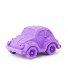 Autó gumi játék, rágóka - lila