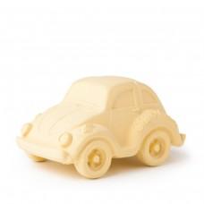 Autó gumi játék, rágóka - vanília