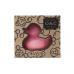 Kacsa gumi játék, rágóka - rózsaszín